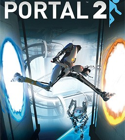Portal 2 game cover